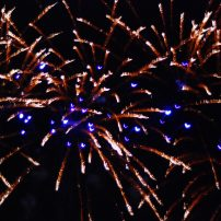 fireworks display koka booth cary north carolina